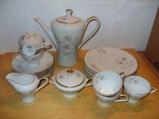 Edelstein Bavaria Kaffeeservice Tee Service Geschirr