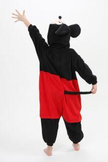 Disney Mickey Costumes for Kids Kigurumi Japanese Pajamas Halloween