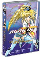 BURN UP EXCESS V1 DVD BRAND NEW 9322225010802
