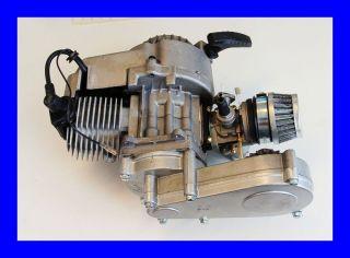 Motor komplett für Mini Cross/Pocket Bike 49ccm