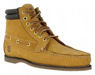 TIMBERLAND Schuhe 7 Eye Boat Boots Stiefel Chukka Shoes