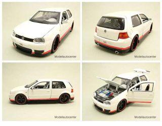 VW Golf 4 R32 perlmutt metallic, Tuning, Modellauto 124 / Maisto