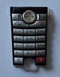 Telekom Tastenmatte / Tastatur für T Sinus 722K NEU