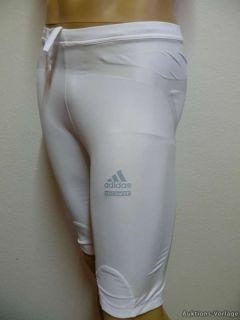 Adidas TECHFIT POWERWEB SHORT TIGHT weiss Gr.XL