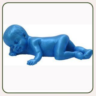 FI Molds Baby seitlich liegend Fondant, Ausstecher Mold