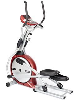 Horizon Elliptical Ellipsentrainer Ergometer Diamante Rojo E5, Modell