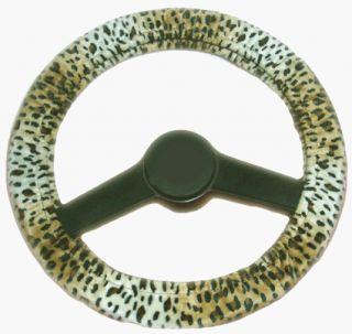 Lenkradbezug * 34 36 cm * Hot Rod * Leopard * NEU