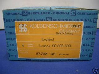 Leyland Kolben 87,732mm Mot OE 160, 2611ccm 60PS 65…