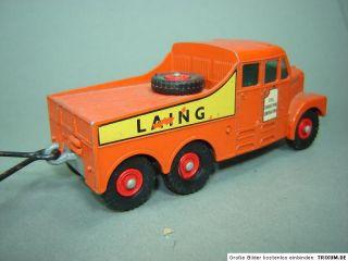 Scammel LKW 6X6 Zugmaschine Trailer Matchbox King Size K 8 Laing Case