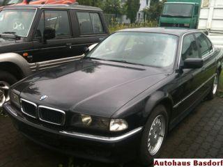 BMW 740i Top Zustand, Vollausstattung,TV,Motor neu