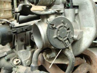 Drosselklappe Renault Megane Scenic (JA) Bj.98 gbr.