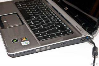 HP DV6000 DV6365eu 120GB HD AMD DualCore 1GB RAM, GF7200 WLAN, WebCam
