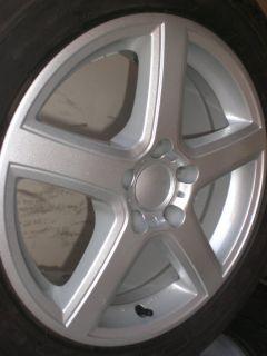 Mercedes R Klasse M Klasse Winterräder Winter Dezent U 17 Zoll KBA