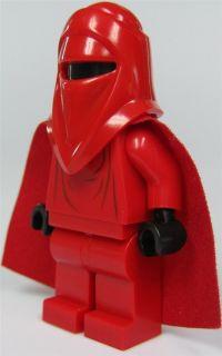 LEGO Star Wars Figur Royal Guard mit schwarzen Händen (wie aus