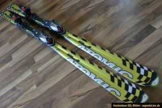 Atomic SL11.12 Beta Race Carving Ski 171cm + Atomic Race 310 Bindung