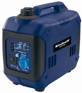 EINHELL Inverter Stromerzeuger NOTSTROMAGGREGAT BT PG 900