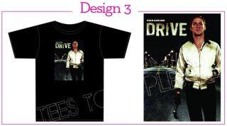 DRIVE T Shirts Ryan Gosling Nicolas Winding Refn 12 designs
