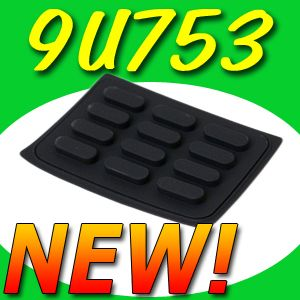NEW Dell Inspiron 1100 5100 Laptop Rubber Feet 9U753