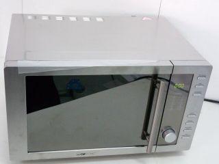 Clatronic MWG 775 H Mikrowelle mit Grill und Heißluft / 23 Liter