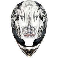 Shoei V MOTO NEU Helm Motocross Enduro Quad Supermoto 2 Jahre VFX W