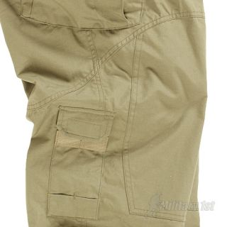 SFU TACTICAL MENS COMBAT ARMY TROUSERS CARGO SECURITY COTTON RIPSTOP