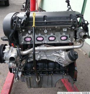 OPEL 1,6 16V MOTOR _ A16XER _12000 Km Bj.2010 116PS Astra Vectra