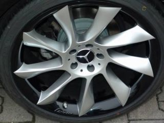 20 Zoll Lorinser RS8 Turbine Mercedes SL R230 CLS W219 W211 auch AMG