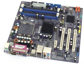 ECS EliteGroup 915GV M5A So.775 Intel 915G VGA SATA LAN