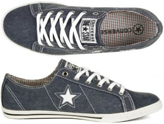Converse Schuhe Chucks One Star Pro Low Ox Athletic navy blau (Light