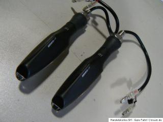 Paar Koso LED Blinker KLI 05 KLI05 schwarz matt