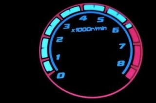 Plasma Tachoscheiben Honda Accord CG7 CG8 CG9 NEU