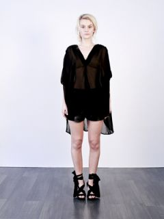 NEU THE WARDROBE FRIIS & COMPANY luftiges Damen Shirt Longshirt Top