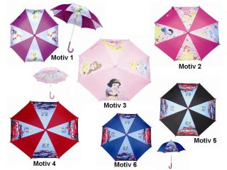 Kinder Regenschirm Neu Top Tinkerbell Cars Princess