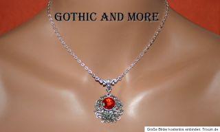 Halskette Gothic Barock viktorianisch Steampunk victorian necklace
