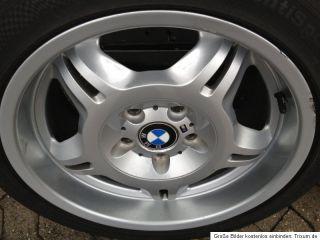 BMW M3 E36 Alufelgen Styling 24 poliert 17 Zoll Felgen ORIGINAL ****
