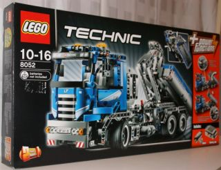 LEGO TECHNIC 8052 Container Truck NEU / OVP