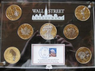 Wall Street Investment SILBER Silver COLLECTION 2008