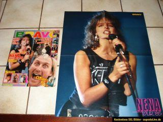 Bravo Nr.38/1985 Elvis Presley/ZZ Top/Nena usw+Superposter Nena