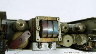 Klangfilm KL V073, stereo tube amplifier in original condition  real