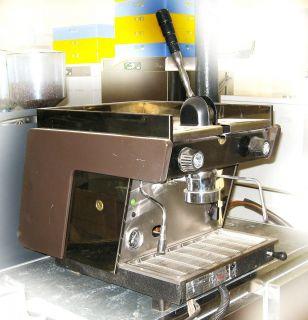Espressomaschine WEGA Ale 1 Handhebelmaschine
