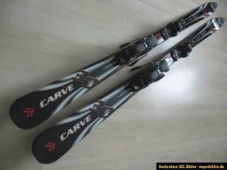 TECNO PRO V Shape Allround Carver 160 cm Carving Ski + Marker M2.8