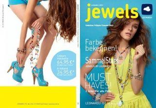 Leonardo Katalog Jewels Frühjahr/Sommer 2012 Neu