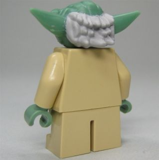 LEGO Star Wars Custom Figur Jedi Meister Yoda (Clone Wars