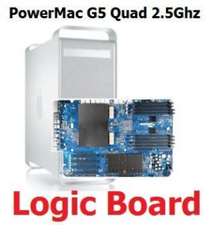 Logic Board Motherboard 820 1628 A Apple PowerMac G5 A1117 Quad 2 5Ghz