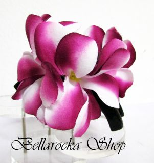 flower Blumen Haarspange Klammer rockabilly pin up