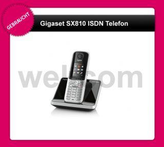 Siemens Gigaset SX810 / SX 810 ISDN Telefon