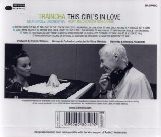 Traincha This Girls in Love / Metropole Orchestra   CD   NEU/OVP