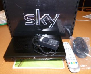 Sky HD 1 SAT Receiver (Model Pace DS830NP)