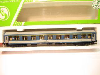 Sachsenmodelle 14357 Personenwagen MAV Ungarn EP 4 KKK OVP NEU FK832