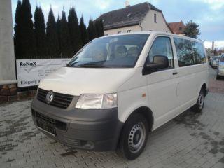 Volkswagen Transporter T5 1,9 TDI DPF